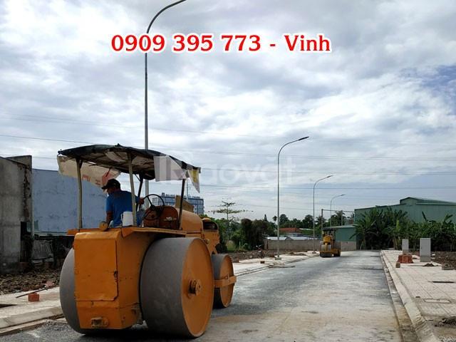 Đất An Phú Đông, Q.12 giá 33tr/m2 DT 50 – 60m2, đường 12m