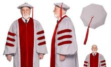 Xưởng may áo tốt nghiệp, áo cử nhân, áo tiến sĩ giá rẻ Bình Dương