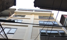 Bán nhà mặt phố Lạc Long Quân,  DT 86m2, MT 7m, 2 mặt tiền
