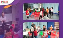 Học thử miễn phí lớp tiếng anh GrapeSeed cho bé tại MoJo English