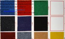 Thảm đỏ hội chợ trải sự kiện đã có thêm màu hồng t104 và vàng t600 hcm