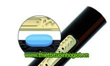 Hệ thống tưới nhỏ giọt tây ban nha, đầu tưới nhỏ giọt bù áp, dây tưới