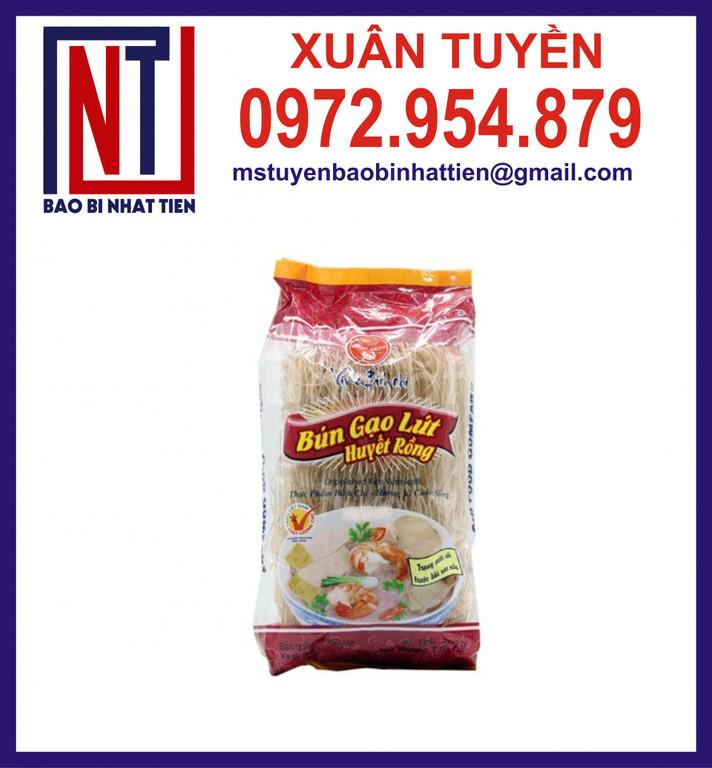 Bao bì thực phẩm giá rẻ