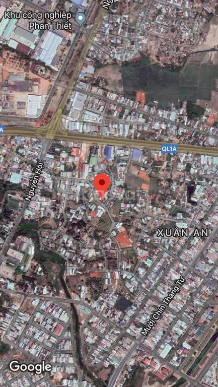 Hẻm 93 Nguyễn Hội, 85m2