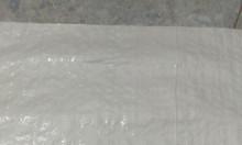 Bao PP dệt trắng đựng nước đá