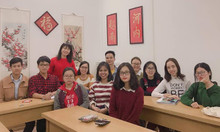 Khai giảng các lớp học tiếng Trung tháng 2-2019