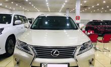 Bán Lexus RX350 màu vàng, sản xuất và đăng ký 2014, tư nhân, chính chủ