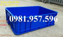 Thùng nhựa đặc, thùng nhựa có nắp tại Hà Nội, khay nhựa đặc
