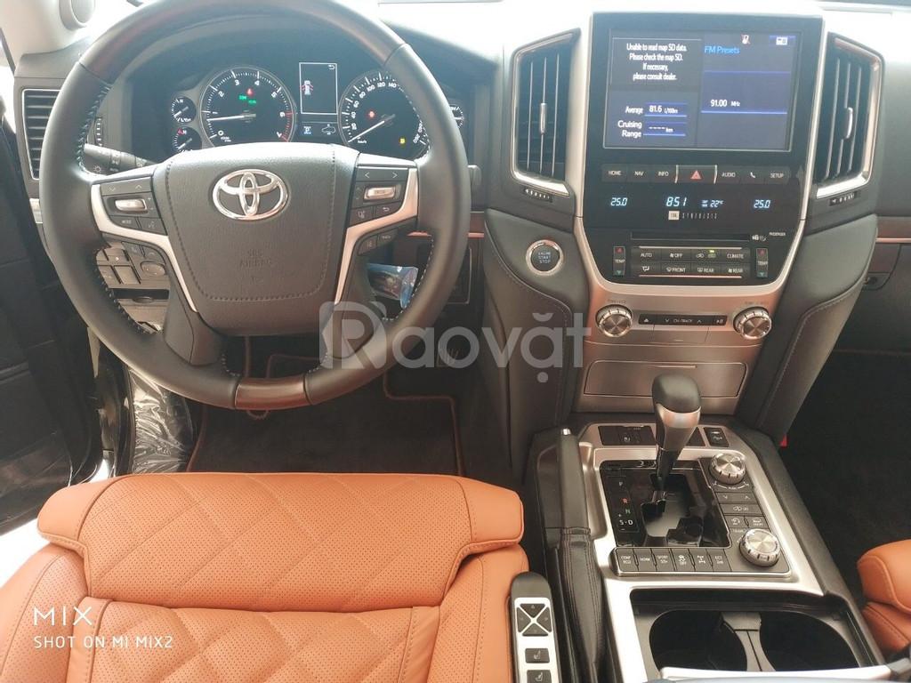 Bán Toyota Landcruiser Autobiography MBS 4 ghế vip
