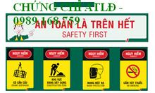 Hồ sơ thi chứng chỉ hành nghề phòng cháy chữa cháy trên toàn quốc