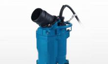 Bơm chìm thoát nước thải, bơm nước sông nước thô 15kw, model KTZ415