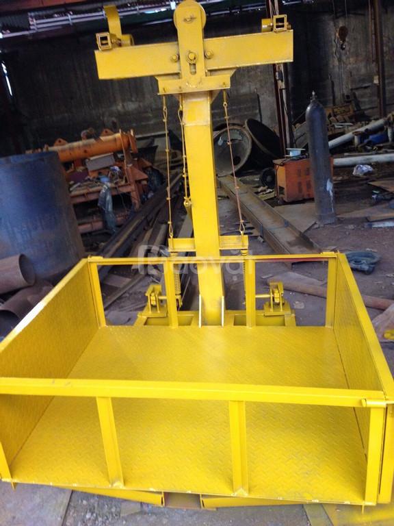 Bán và cho thuê vận thăng nâng hàng từ 500kg-2000kg
