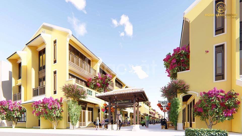 Homeland Paradise Villa - Khu đô thị 4.0 Quảng Nam