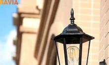 Đèn chùa lục giác thẳng
