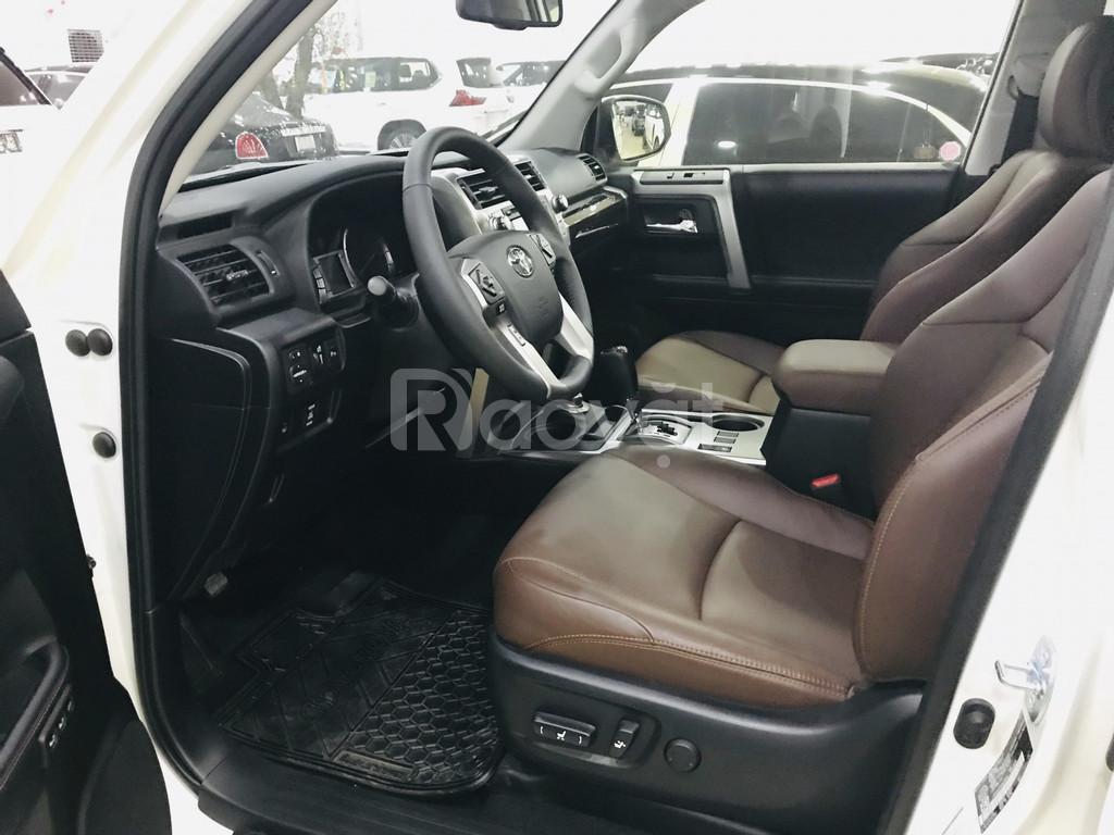 Bán Toyota 4Runer Limited 4.0, nhập Mỹ 2019, mới 100%, xe giao ngay