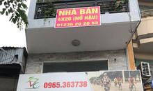 Bán nhà mặt tiền Phạm Văn Đồng, Gò Vấp (gần sân bay TSN)
