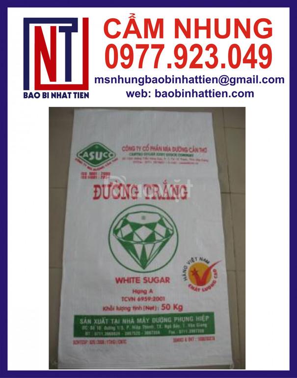 Sản xuất bao bì gạo và thiết kế miến phí