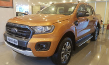 Bán Ford Ranger Wildtrack giá tốt