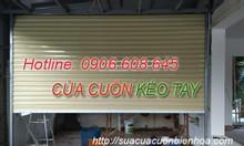 Sửa cửa cuốn Sài Gòn