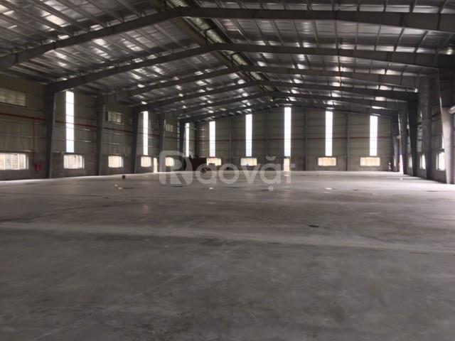 Bán kho xưởng DT 4000m2 KCN vừa và nhỏ Từ Liêm, Hà Nội