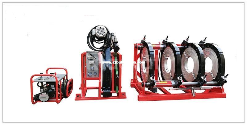 Cho thuê máy hàn ống nhựa HDPE, PPR (ảnh 1)