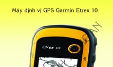 Máy đo đất định vị GPS Garmin eTrex 10 cầm tay