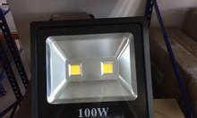 Đèn pha led 100w chip cob sáng
