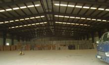 Cần bán nhà xưởng DT 8200m2 tại cụm công nghiệp Lại Yên, An Khánh