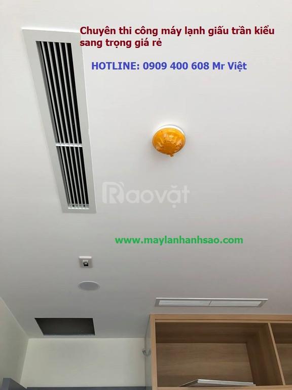 Máy lạnh giấu trần Daikin FDMNQ18MV1 2.0hp chính hãng