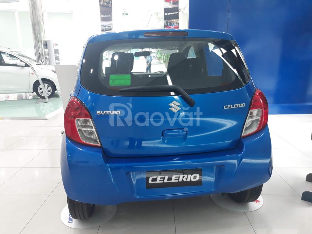 Suzuki Celerio MT 5 chỗ, tặng bảo hiểm 2 chiều, xe nhập