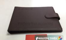 Sản xuất sổ tay theo yêu cầu cơ sở sản xuất sổ tay giá rẻ Nguyên Thiệu