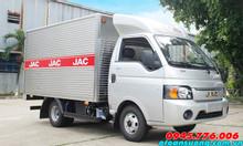 Bán xe tải jac x5 ưu đãi hấp dẫn