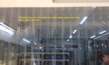 Màn nhựa pvc dẻo ngăn bụi, ngăn lạnh, ngăn côn trùng tại TP.HCM