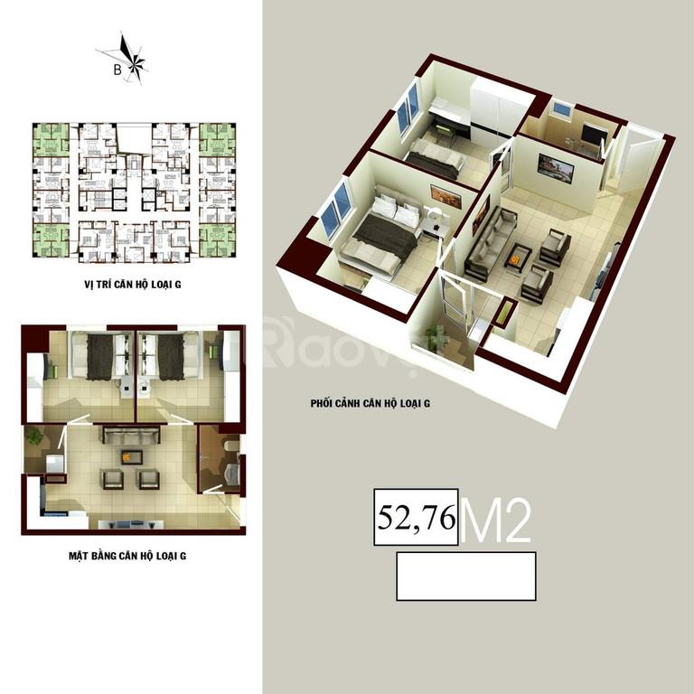 Cho thuê căn hộ chung cư tòa nhà Bảo Quân 15 tầng, full nội thất đẹp (ảnh 5)
