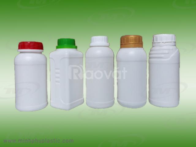 Chai nhựa, chai nhựa hdpe, chai nhựa dầu nhớt, công ty sản xuất bao bì