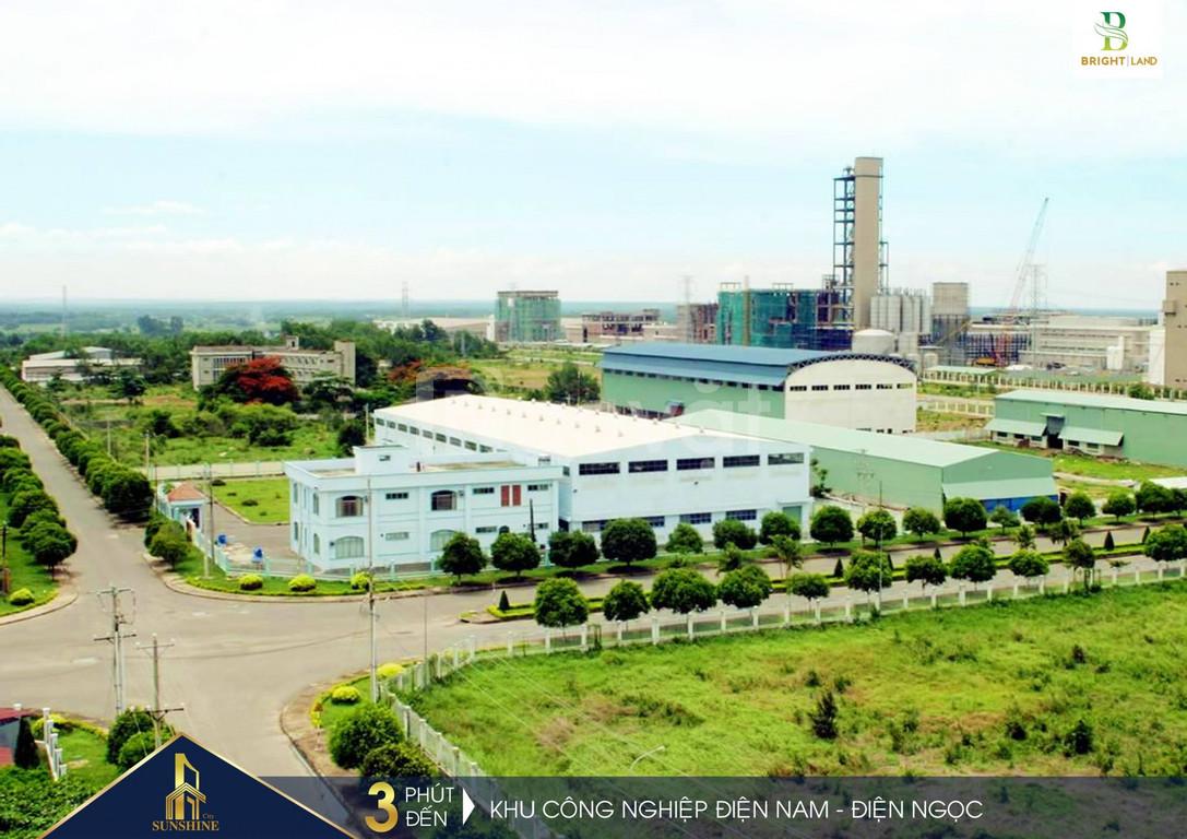 Đất nền chỉ 1,07 tỷ/nền khu đô thị Sunshine City, giá đầu tư