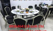 Bàn ghế nhà hàng, bàn ghế ăn tiệc giá rẻ