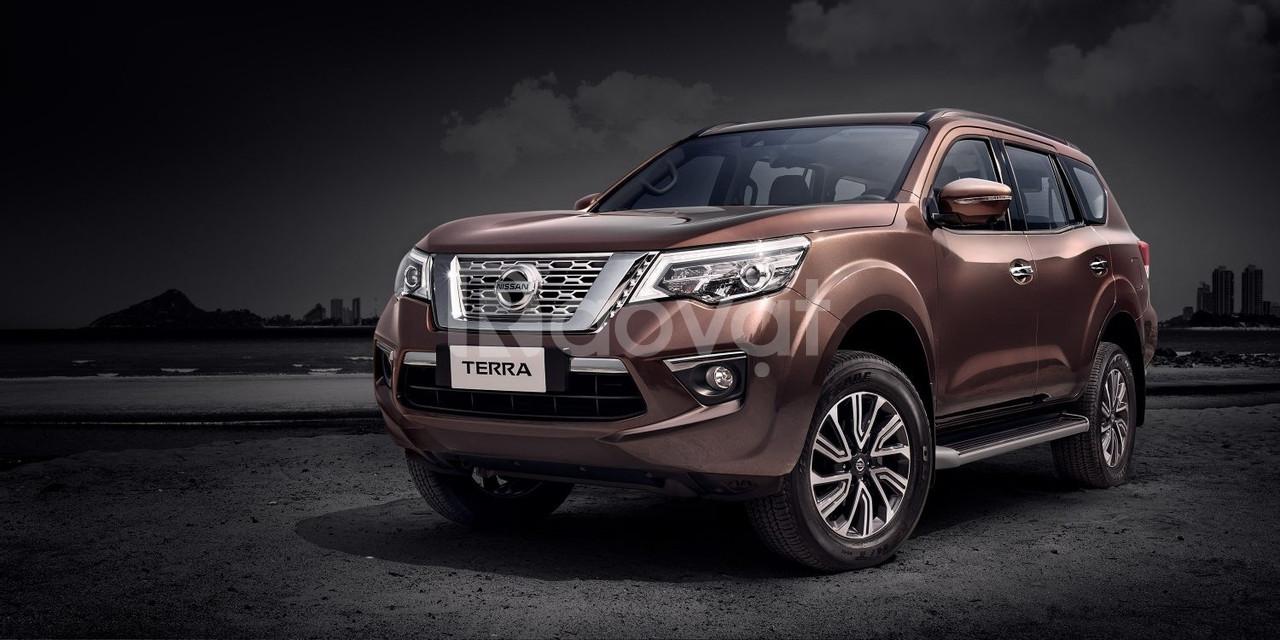 Nissan Terra  7 chỗ nhập Thái giá tốt miền nam