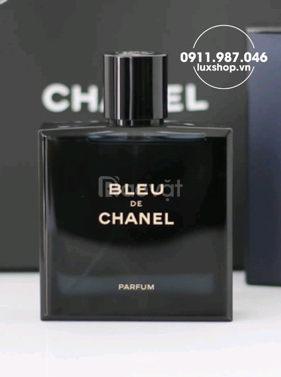 Nước hoa nam Chanel Bleu Parfume Gold 10ml chính hãng Pháp (mẫu 2018)