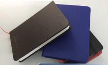 Sản xuất sổ da uy tín cung cấp sổ da quà tặng giá rẻ