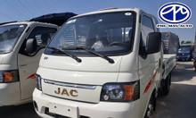 Xe tải nhẹ JAC 1t5 thùng lửng máy dầu