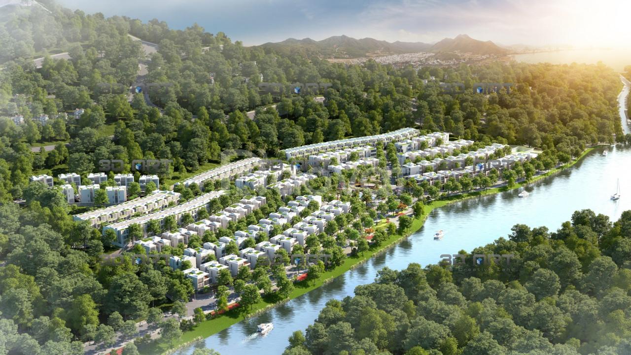 Mở bán dự án đất nền liền kề tại chân núi cô tiên giá chỉ 20tr/m2