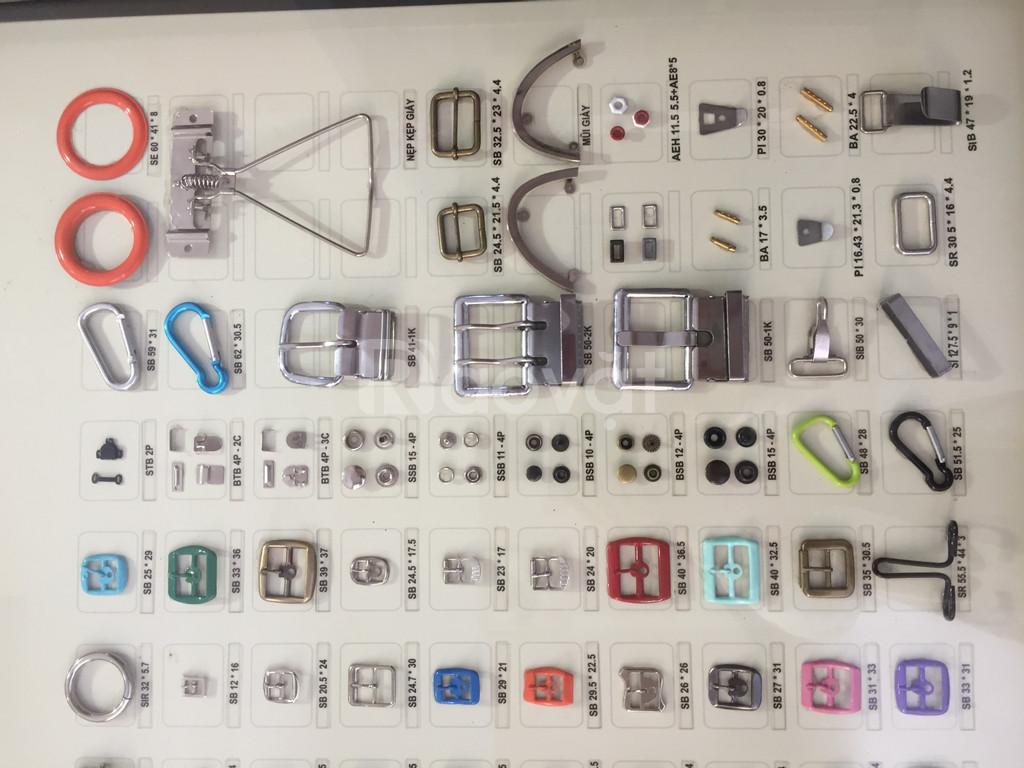 Đóng mắt cáo, nút đồng, nút nhựa, dịch vụ sao in