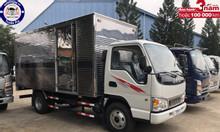 Xe tải JAC 2 tấn 4 máy Isuzu Euro 4 - mạnh khỏe tiết kiệm dầu