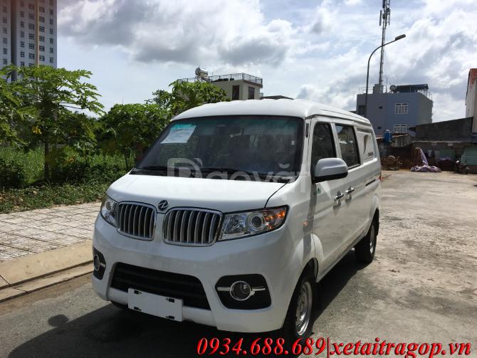 Xe tải Van Dongben - giải pháp chở hàng đi thành phố 24h