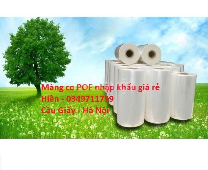 Màng co nhiệt POF bán chạy cho ngành mỹ phẩm, linh kiện điện tử