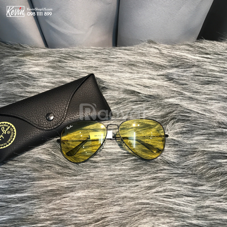 Mắt kính Ray-Ban 100% Authentic