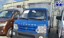 Xe tải nhẹ Dongben 770kg thùng dài 2m4, tiết kiệm nguyên liệu