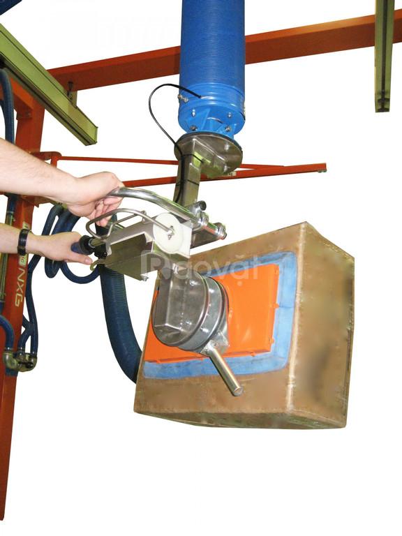 Thiết bị nâng chân không dùng cho nâng thùng carton, nâng hàng
