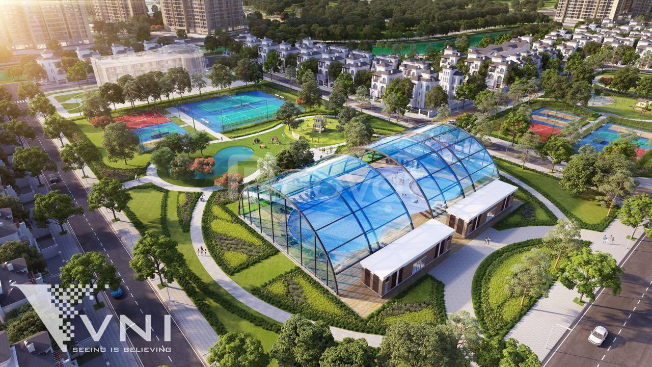 Vincity Ocean Park Gia Lâm - mở bán hot tặng 3 chỉ vàng